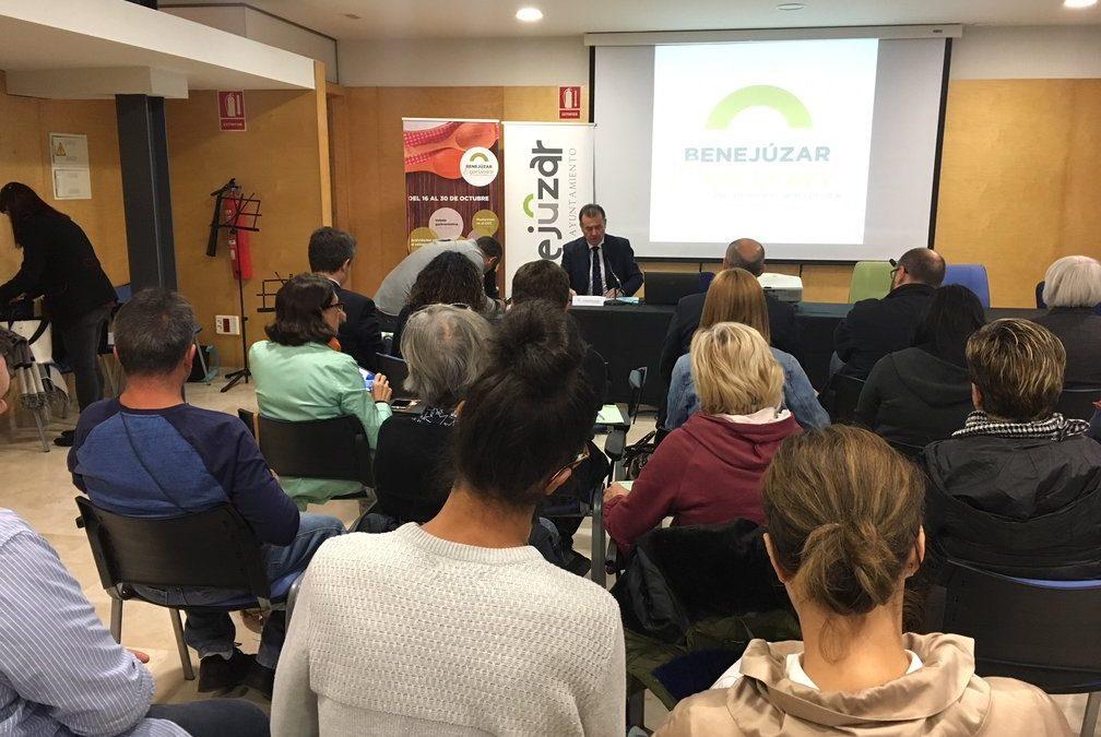 El Ayuntamiento clausura Benejúzar Experience con una jornada técnica con profesionales del sector de la restauración.