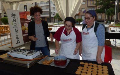 Benejúzar Experience da la bienvenida a la feria del comercio con nuevas actividades, degustaciones y showcooking.