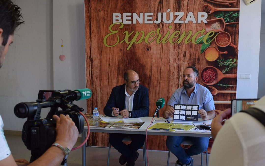 Presentada la nueva programación de Benejúzar Experience 2019