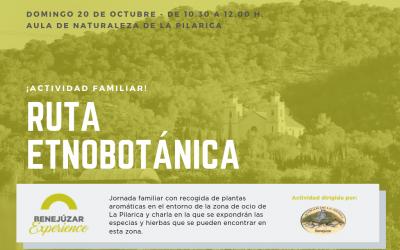 Ruta Etnobotánica por el enclave de La Pilarica