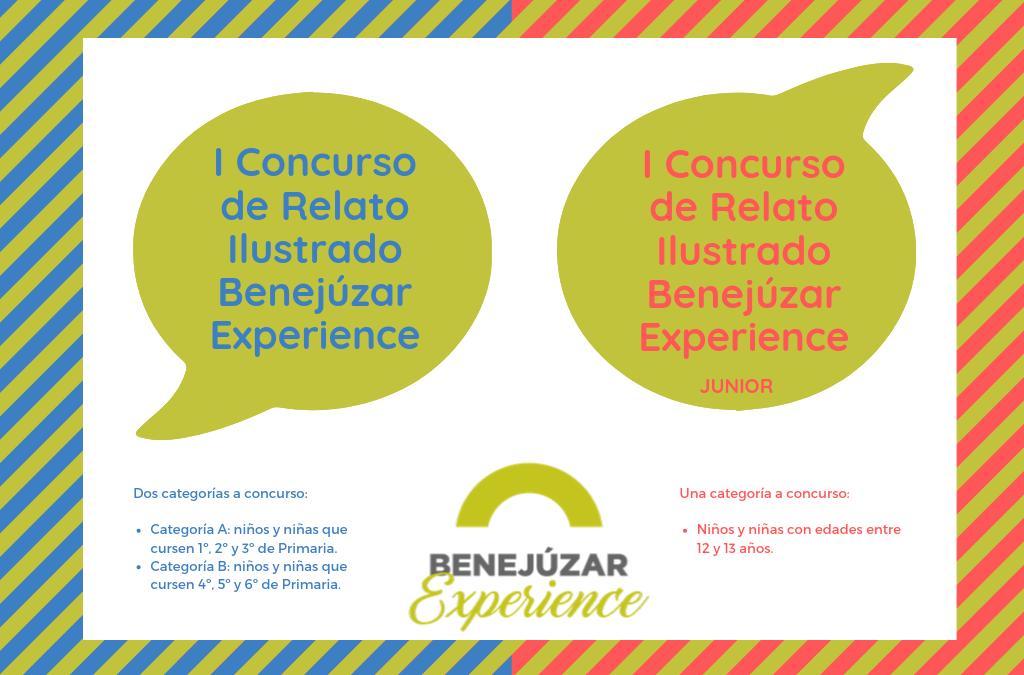 Un certamen de relato ilustrado para niños y niñas, novedad de esta edición de Benejúzar Experience