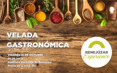 Festín de sabores autóctonos en la velada gastronómica de Benejúzar Experience