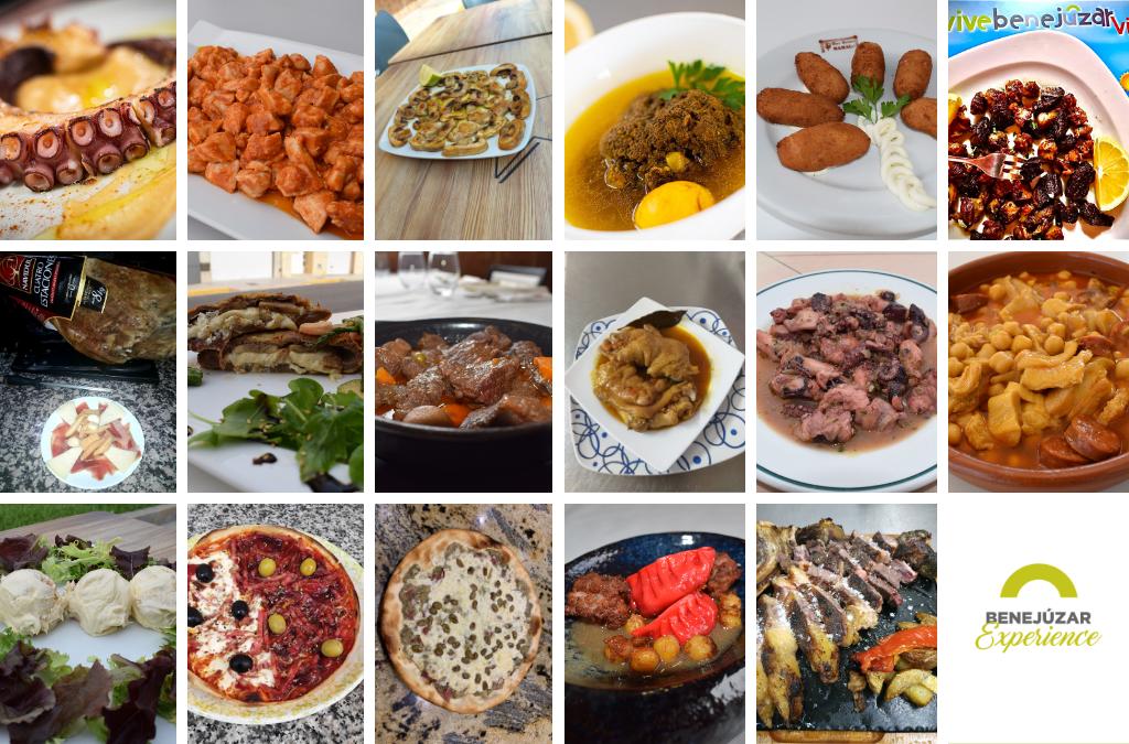 17 bares y restaurantes participan en el Tour Gastronómico de Benejúzar Experience 2020