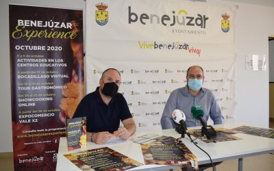 Benejúzar Experience adapta la programación de su quinta edición para promocionar el comercio y la gastronomía local