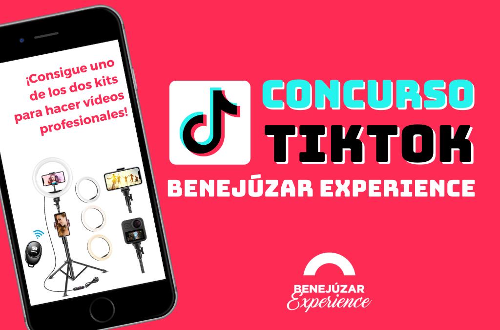 Participa en nuestro concurso de TikTok para jóvenes de entre 13 y 24 años