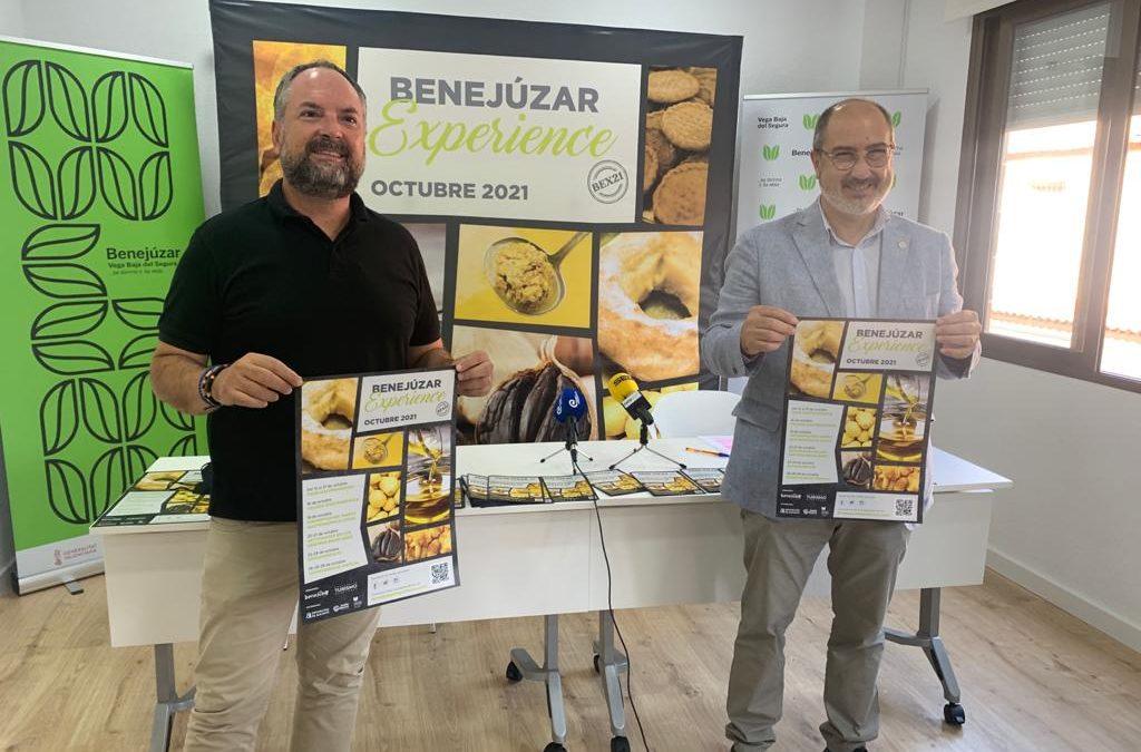 La sexta edición de Benejúzar Experience llena el municipio de actividades gastronómicas, comerciales y lúdicas