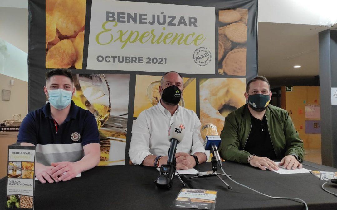 La Velada Gastronómica de Benejúzar Experience 2021 promociona los productos locales con cocineros provinciales y nacionales de primer nivel